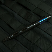 TPX25 Tactical pen with blue Glow bar, Mecarmy