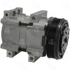 A/C Compressor-New Compressor 4 Seasons 58121