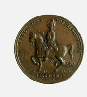 s1165_13) Medaglia PRUSSIA Federico II (1740-1786)  1757 - Battaglia di Rosbach