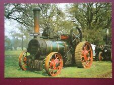 POSTCARD  MCLAREN TRACTION ENGINE 8 NHP BUILT 1882