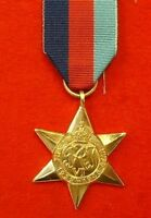 World War II 1939-45 Star WW II Military Medals