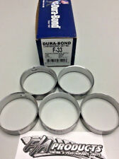 Ford FE 330 332 352 390 427 428 V8 Dura-Bond F33 Engine Camshaft Bearing Set
