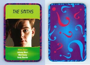 Mike Joyce - The Smiths - Pop Happy Families 2006 MusicGames Trading Card