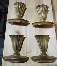lot urnes en bronze art deco 1940 50 décoration de mobilier restauration meubles