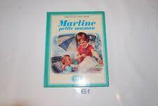 EL1 Livre - enfants - Martine petite maman