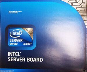 Intel S3420GPLC Server Board ATX, LGA1156 DDR3 New Retail Box