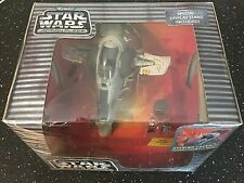 Star Wars Action Fleet Slave 1 Micro Machines New Boxed Rare