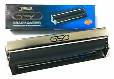 Branded King Size GSD Cigarette ROLLING MACHINE  METAL Rolling Machine 110mm