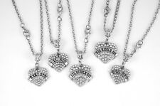 5 sisters Necklace set Huge sale diamond cut chain Sisters gift sis presents