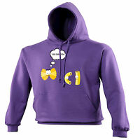 I Feel Overdressed Pasta HOODIE hoody birthday gift food cartoon funny cute