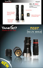 LED Taschenlampe TANK007 TC07 800lumen