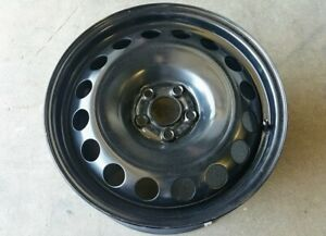 1999-2011 VOLKSWAGEN JETTA GOLF BEETLE 16 INCH STEEL WHEEL RIM 69723 OEM USED
