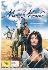 Man of La Mancha - Peter O'Toole - New Region All DVD