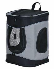 Trixie 28944 Rucksack Timon, 34 x 44 x 30 cm schwarz/grau bis zu: 12 kg