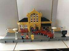 Lego Set 4554 Eisenbahnhof - Selten