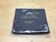 "Kate Spade Drawstring Storage Dust Bag M 17"" x 19"" Cover for Purse Tote Handbag"