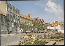Yorkshire Postcard - The North West Side of The Market Place, Malton A8013