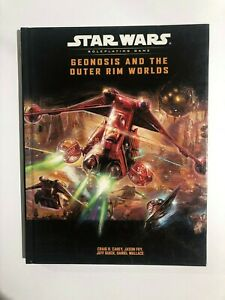 Star Wars: Geonosis and the Outer Rim Worlds: Roleplaying Game (RPG Wizards)