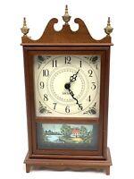 Seth Thomas Mantel Clock E961-001 (for parts only)