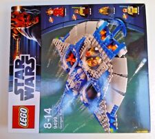 LEGO Star Wars 9499 Gungan Queen Amidala Obi-Wan Kenobi Qui-Gon Jinn lol Jar jar