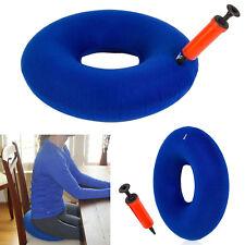 Aufblasbar Dekubitus-Kissen Hämorrhoiden Sitzkisse Sitzring Ringförmig Sitzkisse