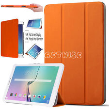 Tablet Smart Book Back Case Cover Samsung Galaxy Tab S2 9.7 Inch SM-T810 SM-T815