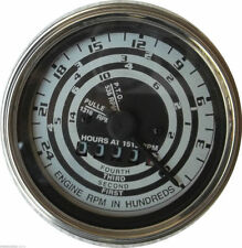 Tractor Tachometer Proofmeter Fits Ford Tractor Jubilee