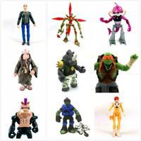 """Lot Playmates Toy TMNT Teenage Mutant Ninja Turtles 5"""" Figure Nickelodeon Gift"""