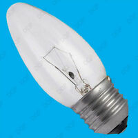 10x 60W Clear Incandescent Filament Candle Light Bulb Lamp ES E27 Fully Dimmable
