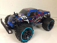 SLAYER LARGE MONSTER TRUCK 2.4GHz RC REMOTE CONTROL CAR 1/12 20KM/H FAST SPEED