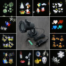 Waterproof LED Light Moving Laser Stage Projector Xmas Landscape Garden Outdoor