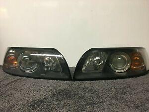 Volvo S40 MK1 H4 T4W 55 W Tint Xenon Hid haute//basse//Côté Ampoules Phare Lot