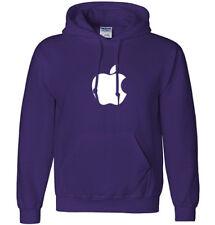 APPLE Logo Hoodie Sweatshirt - Sillicon Valley Tech Company Fortune 500 Tim Cook