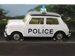 Corgi 98141 Mini Cooper Liverpool Police Diecast Model 1:43 Scale