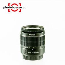 Canon EF-S 18 - 55mm f/3, 5 - 5,6 III