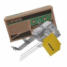 Cinch Traps Large Gopher Trap Kit (3) Count