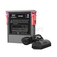 10A SHT2000 Digital Temperature & Humidity Control Thermostat +Probe AC 110~220V