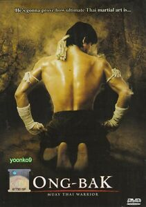 Ong-Bak: Muay Thai Warrior DVD (2003) Thai Movie English Sub Region 0 _ Tony Jaa