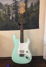 Fender Tom Delonge Stratocaster Surf Green 2001