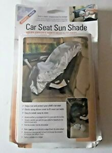 New In Package Mommy's Helper Infant/Toddler Car Seat Sun Shade