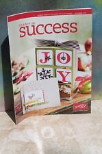 Stampin Up! November 2009 Stampin' Success Magazine FREE SHIP!