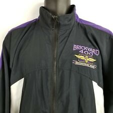 Vintage Brickyard 400 Inaugural Race 1994 Jacket 2XL Purple Racing Nascar