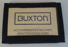 Men's Buxton Military ID Camo Trifold Wallet