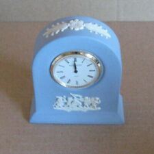 Wedgwood Jasperware Blue Small Dome Clock