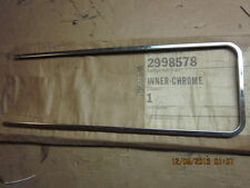 1970 DODGE POLARA INNER RIGHT HAND GRILLE MOULDING NOS