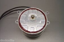 NEW A43RA Synchron clock motor w/ factory RED sealer on front NOT BLACK!! -Read
