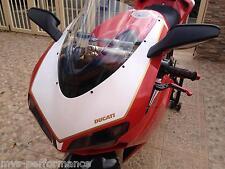 DUCATI CORSE RACING 848 1098 1198 numeri da tavola corse numberboard FRONT ORO Line