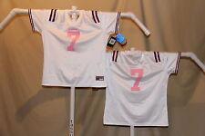 LSU TIGERS   Nike #7   FOOTBALL JERSEY  Womens Large  NWT  $55 retail   pink