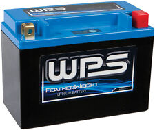 WPS Featherweight Lithium Ion Battery Replaces YTX20HL-BS YTX20L-BS YTX24HL-BS