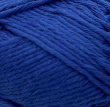 Rico Creative 100 Cotton Aran Knitting Crochet Wool Yarn 50g Balls Royal 39